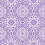 Fine purple texture with lace motif Royalty Free Stock Photography