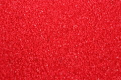 Fine Red Sand, small grain rock background texture Royalty Free Stock Images