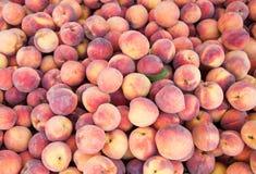 Fine ripe peaches Royalty Free Stock Photo