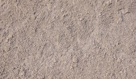 Fine sand. Close up of fine sand, surface and textures Royalty Free Stock Photography