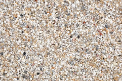 Fine stone. Colorfull fine stone and tiny rocks Royalty Free Stock Photo