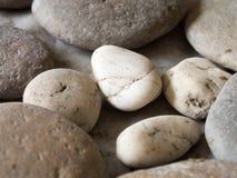 Fine - su struttura di pietra del fondo della roccia Immagine Stock