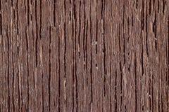 Fine sul modello di legno del fondo di struttura fotografia stock