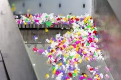 Fine sulla macchina residua di separazione o di eliminazione per l'industriale fotografia stock libera da diritti
