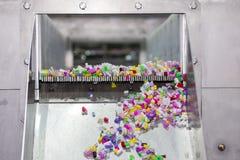 Fine sulla macchina residua di separazione o di eliminazione per l'industriale immagini stock