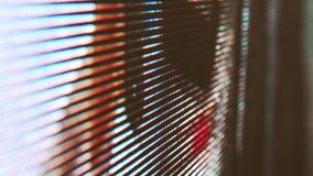 Fine sulla video parete colorata luminosa del LED SMD archivi video