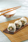 Fine sushi royalty free stock photography