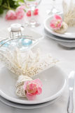 Fine table setting Royalty Free Stock Photography