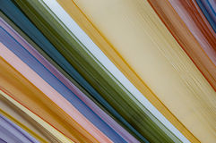 Fine textile pattern by fabric Royalty Free Stock Photo