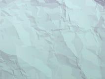 Fine texturerade gammala pappersveck & fläckar. royaltyfri illustrationer