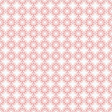 Fine vector small geometric patterns on white background. Royalty Free Stock Images