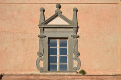 Fine Window Royalty Free Stock Photography