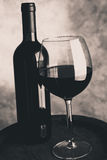 Fine wine Royalty Free Stock Photos