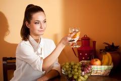 Fine wine. Stock Image