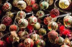 Finery рождества Шарик Кристмас стоковое изображение rf