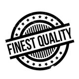 Finest Quality rubber stamp. Grunge design with dust scratches. Effects can be easily removed for a clean, crisp look. Color is easily changed Royalty Free Stock Photos