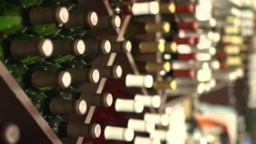 Finest Wines (1 of 6) stock video