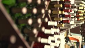 Finest Wines (2 of 6) stock footage