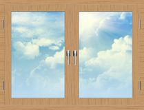 Finestra Immagine Stock Libera da Diritti