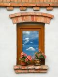 Finestra Fotografia Stock