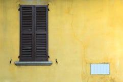 Finestra Fotografie Stock Libere da Diritti