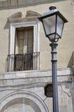 Finestra abbandonata. Fotografie Stock Libere da Diritti