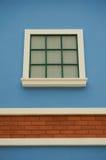 Finestra bianca Immagine Stock