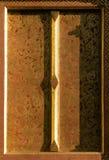Finestra del ` del tempio immagine stock