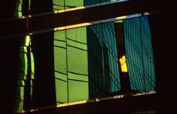 Finestra del grattacielo Immagine Stock Libera da Diritti