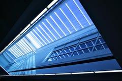 Finestra del lucernario Immagine Stock