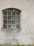 Finestra del mattone di vetro Immagine Stock Libera da Diritti