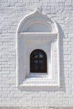 Finestra del monastero Immagini Stock Libere da Diritti