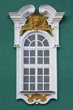 Finestra del palazzo Immagine Stock
