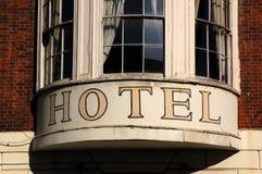 Finestra dell'hotel Immagini Stock Libere da Diritti