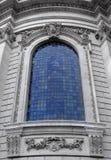 Finestra della chiesa Fotografia Stock