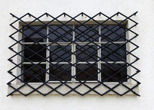 Finestra di Dauchau fotografia stock libera da diritti