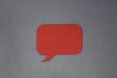 Finestra di dialogo Fotografie Stock Libere da Diritti