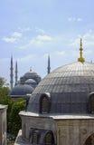 Finestra di Hagia Sophia Fotografia Stock Libera da Diritti