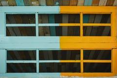 Finestra di legno Immagine Stock Libera da Diritti