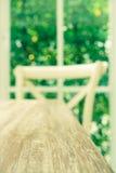 Finestra di legno d'annata di bianco della tavola fotografia stock libera da diritti