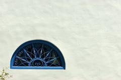 Finestra di Sidi Bou Said Fotografie Stock