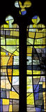 Finestra di Stained-glass 109 Fotografia Stock