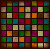 Finestra di Stained-glass royalty illustrazione gratis