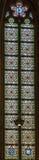 Finestra di Stained-glass 4 Fotografia Stock