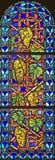 Finestra di Stained-glass 98 immagini stock libere da diritti