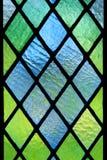 Finestra di vetro macchiata 6 fotografia stock