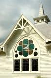 finestra di vetro macchiata Fotografie Stock Libere da Diritti