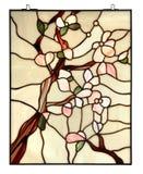 Finestra di vetro macchiata 6 Fotografie Stock