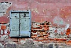 Finestra esposta all'aria Fotografia Stock Libera da Diritti