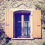Finestra francese fotografia stock libera da diritti - La finestra biz ...